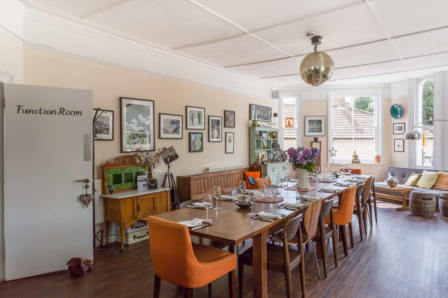 private dining - the sun pub carshalton